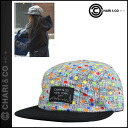 Multicolored CAMP DOTS MULTI unisex [8/23 Shinnyu load] [regular] 02P20Sep14 latest for 5 point double bicycle & Coe Chari & Co cap men gap Dis camping cap panel 2,014 years