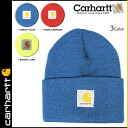Carhartt carhartt Beanies knitted hats men's knit Cap 2014 years new A18 3 colors ACRYLIC WATCH HAT [8 / 16 new in stock] [regular]
