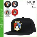 10% off ★ points 2 x HUF Hough Snapback caps men's 2014, new 4 color BADGE SNAPBACK CAP [regular] 02P01Mar15