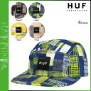 Point 2 x HUF Hough Cap mens camp Cap resort in 2014, new 4 color MOD VOLLEY CAP [8 / 14 new in stock] [regular] ★ ★