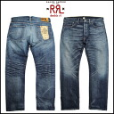 Point 5 x double Aurel RRL DOUBLE RL Ralph Lauren denim jeans men's straight jeans 2014 stock Indigo [8 / 5 new in stock] [regular]
