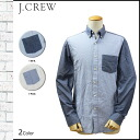 Point 2 x j.crew J.Crew long sleeve button shirt with men's 2014, new 2 color SHIRT [regular]