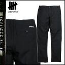 Point 2 x undefeated UNDEFEATED long pants chinos men's long pants 2014, new black SLUB COMBAT PANT [regular] P06Dec14