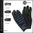Charisse & Ko Chari & co globe men's cycling bike finger out-friendly gloves in 2014, new 3 color SMART GLOVE BOARDER [11 / 8 new arrival] [regular] ★ ★