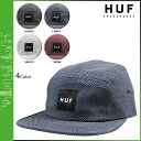 Point 2 x HUF Hough camp Cap Jet Cap mens polka dot Hat 2014 new 4 color HALFTONE PLANTLIFE VOLLEY [11 / 28 new in stock] [regular] P06Dec14