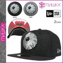 Mishka Mishka×NEW ERA new era caps men's collaboration with 2014, new 2 color KEEP WATCH NEW ERA 5950 [12 / 5 new in stock] [regular]