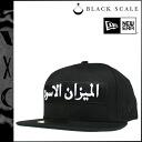 2015 new era Cap mens, black scale BLACK SCALE×NEW ERA in stock black ARABIC SCALE [1 / 19 new in stock] [regular] ★ ★