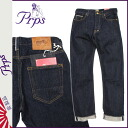 Point 10 x Pierre rupees PRPS denim jeans men's jeans straight 2015 new rinse BARRACUDA PRESSED RINCE [2 / 5 new in stock] [regular] ★ ★