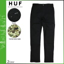 HUF Hough chinos pants mens 2015 spring summer new 2 color FULTON CHINO PANT [4 / 1 new in stock] [regular] ★ ★