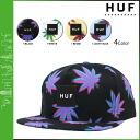 HUF Hough Cap snap back Cap mens 2015 spring summer new 4 color 3D PLANTLIFE SNAPBACK [4 / 1 new in stock] [regular] ★ ★