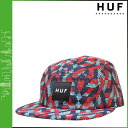 HUF Huff caps camp Cap mens 2015 spring summer new Navy SOUTH WEST VOLLEY [4 / 1 new in stock] [regular] ★ ★