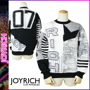 Point 10 x Mickey Mouse No1 JOYRICH sweat trainers mens ladies 2015 spring summer new Unisex Black FUTURE USA 07 CREW [3 / 13 new in stock] [regular]