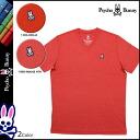 Psycho Bunny PSYCHO BUNNY short sleeve T shirt tee shirt mens cut & sew 2015 spring summer new 2 color CLASSIC T SHIRT [4 / 6 new in stock] [regular] ★ ★