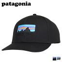 Patagonia patagonia Cap snap back Cap mens Tracker Hat outdoors 2015 spring summer new 38,000 2 color 73 LOGO HAT [4/16 new in stock] [regular] ★ ★