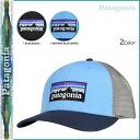 Patagonia patagonia Cap snap back Cap men Hat Tracker surf outdoor 2015 spring summer new 38017 2 color P6 TRUCKER HUT [4/16 new in stock] [regular] ★ ★