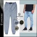 Zen robe ZANEROBE Chino pants long Pant men's Jogger pants salad by 2015, new 3 color DROPHSOT [3/16 new in stock] [regular]