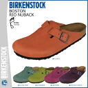 Birkenstock BIRKENSTOCK Boston BOSTON 5 color men's women's