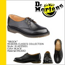 Dr. Martens Dr.Martens 2 Hall shoes R14035001 BROOK leather men women