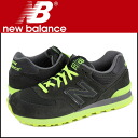 New Balance new balance ML574KNR sneakers D Wise suede suede cloth