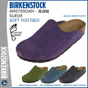 Birkenstock BIRKENSTOCK Amsterdam AMSTERDAM 4 color men's women's Sandals room shoes