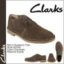 Clarks Clarks Bush-acre desert Trek 62205 BUSHACRE TREK suede men's suede