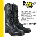 Dr. Martens Dr.Martens work boots R12107003 TRIUMPH 1914 WOMENS Leather Womens mens