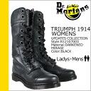 Dr. Martens Dr.Martens work boots R12107003 TRIUMPH 1914 WOMENS Leather Womens mens