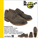 Dr. Martens Dr.Martens 4 Hall shoes R14315249 MARSTON leather mens