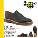 Dr. Martens Dr.Martens 3 Hall shoes R14588001 LESTER canvas men's women's