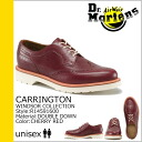 Dr. Martens Dr.Martens 4 Hall wing tip shoes R14591600 CARRINGTON leather men's