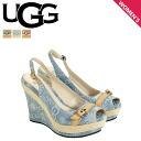 ★ 42% ★ UGG UGG women's Noelle wedge sandal 10001171 NOELLA WOMENS denim Womens