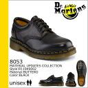 Dr. Martens Dr.Martens 5 Hall shoes R11849002 8053 leather men's