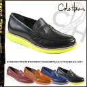 Cole Haan Cole Haan ルナグランド penny loafers C11199 C11200 C11201 C11202 LUNARGRAND PENNY leather men's