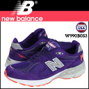 New balance new balance W990B0S3 BOSTON MARATHON Made in USA Womens mens sneakers D wise suede / mesh