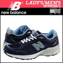 New balance new balance W990NV3 Made in USA Womens mens sneakers B wise mesh / leather