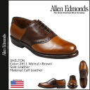 Allen Edmonds Allen Edmonds Shelton saddle shoes SHELTON 2811 calfleather E wise men