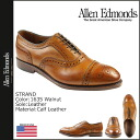 Allen Edmonds Allen Edmonds strand wingtip shoes STRAND 1635 calfleather E wise men