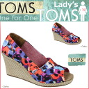 TOMS SHOES Toms shoes wedge sole ladies Sandals 010026B Women's Wedges cotton 2013 new Toms Toms shoes