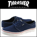 Thrasher THRASHER sneakers TSBCS-130NV BEACON suede men's women's Beacon suede