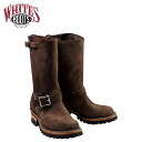 Whites boots WHITE's BOOTS 12 inch Nomad Engineer Boots MB9165BV12 12inch Nomad Engineer BOOTS E wise BROWN ROUGHOUT mens whites boots