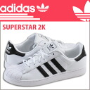 Adidas originals adidas Originals SUPERSTAR2K Lady's sneakers G04532 superstar 2K leather
