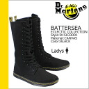 14 doctor Martin Dr.Martens hall boots R15033001 BATTERSEA canvas Lady's