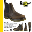 [SOLD OUT] Dr. Martens Dr.Martens Couleur [Brown] R15258201 2976 leather men's [regular]