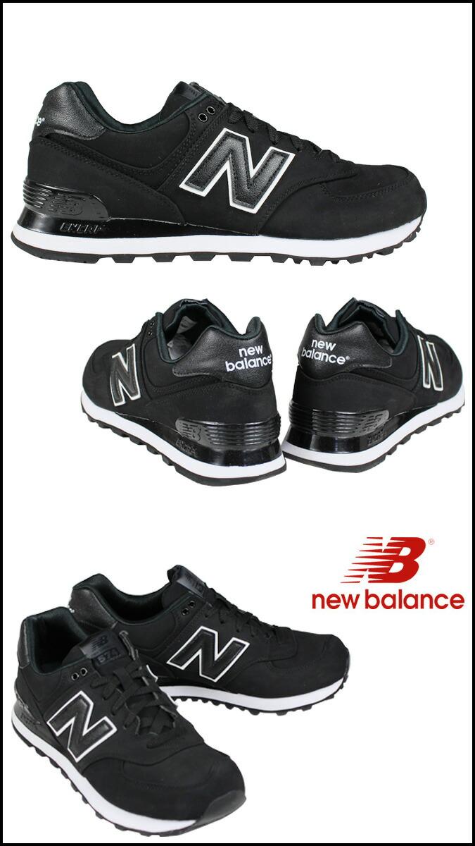new balance 574 core Black
