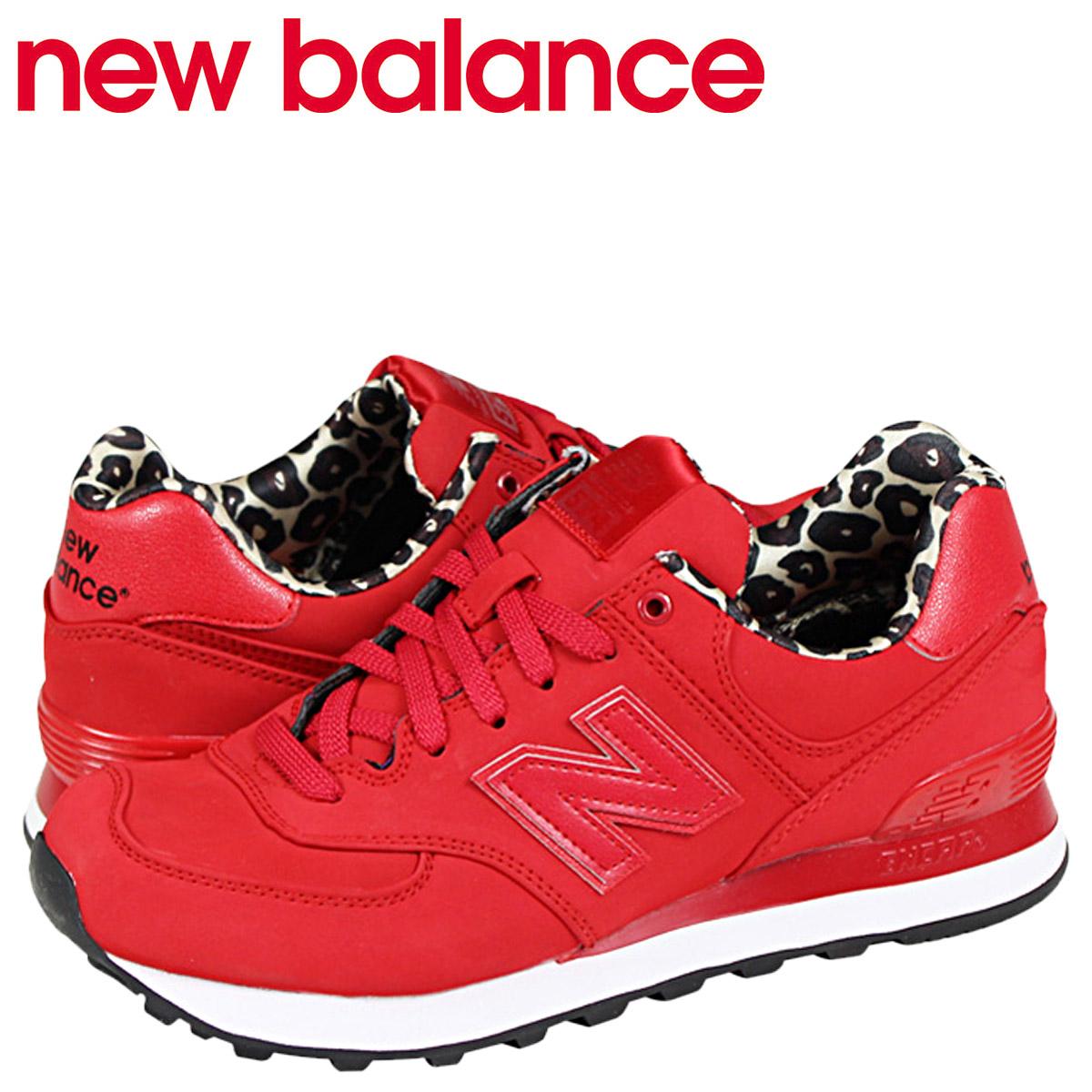 new balance 574 red nubuck