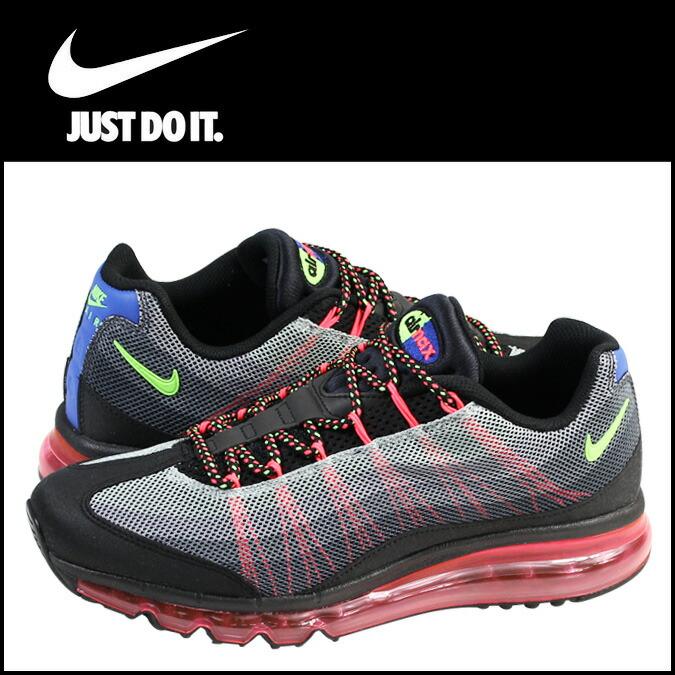 Wmns Nike Air Max 95 DYN FW Black Volt White