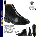Trickers Tricker's Monkey boots ダイナイトソール M6078 MONKEY BOOT 5 wise calf leather mens Made In ENGLAND Trickers monkey boots