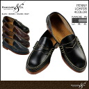 Point 2 x ランコートアンドコー Rancourt & 4 color Co. penny loafer PENNY LOAFER leather mens 4401 ランコート & Ko [regular]