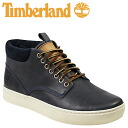Timberland Timberland アースキーパーズアドベンチャーカップソールチャッカロールトップ [navy] EARTHKEEPERS ADVENTURE CUPSOLE CHUKKA leather men 5917R [4/3 Shinnyu load] [regular] fs04gm 05P06May14