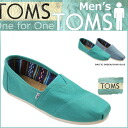 TOMS SHOES Toms shoes mens MEN's CANVAS CLASSICS 2 color canvas classics cotton slip-on Toms Toms shoes 2014 new [4 / 9 new in stock] [regular] fs04gm